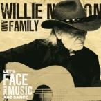 Willie Nelson レッツ・フェイス・ザ・ミュージック・アンド・ダンス CD
