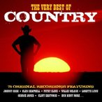 The Very Best Of Country CD