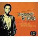 Youssou N'Dour SENEGAL SUPER STAR CD