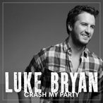 Luke Bryan Crash My Party CD