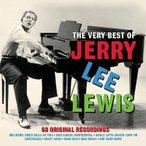 Jerry Lee Lewis The Very Best Of CD