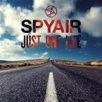 SPYAIR JUST ONE LIFE [CD+DVD]<初回生産限定盤> 12cmCD Single