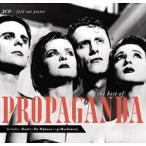 Propaganda (Rock) The Best of CD