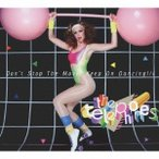 the telephones Don't Stop The Move, Keep On Dancing!!! [CD+DVD]<初回生産限定盤> 12cmCD Single