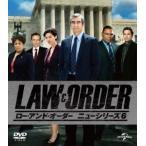 LAW ORDER ロー アンド オーダー ニューシリーズ6 バリューパック  DVD