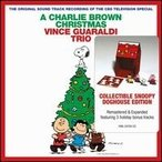 Vince Guaraldi Trio A Charlie Brown Christmas: Snoopy Doghouse Edition CD