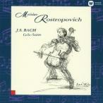 ムスティスラフ・ロストロポーヴィチ J.S.バッハ:無伴奏チェロ組曲(全曲) CD