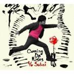 さかいゆう Coming Up Roses [CD+DVD]<初回生産限定盤> CD