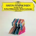 ヘルベルト・フォン・カラヤン ハイドン:交響曲 第86番・第87番 SHM-CD
