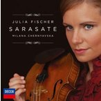 ユリア・フィッシャー Julia Fischer Plays Sarasate CD