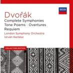 ������ȥ�������ƥ� Dvorak: Complete Symphonies, Tone Poems, Overtures, Requiem CD