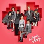 AAA Love 12cmCD Single