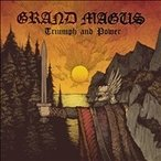 Grand Magus Triumph and Power CD