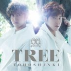 東方神起 TREE [CD+DVD]<Music Clip盤> CD