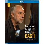 Jacques Loussier Trio Jacques Loussier Trio Play Bach and More... Blu-ray Disc