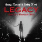柳ジョージ&レイニーウッド LEGACY Live'79 & Ultimate Best CD