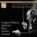 フレデリック・フェネル プラハ1968年のための音楽/フェネル&TKWOレジェンダリー・ライヴVol.3 CD