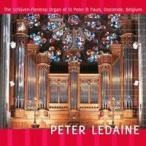 ピーター・レダイン Schijven-Flentrop Organ of St. Peter & Paul, Oostende, Belgium CD