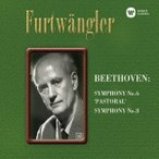 ヴィルヘルム・フルトヴェングラー ベートーヴェン:交響曲 第6番「田園」&第8番 SACD Hybrid