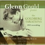 グレン・グールド J.S.Bach: Goldberg Variations BWV.988 LP