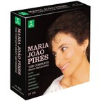 マリア・ジョアン・ピリス Maria Joao Pires - The Complete Erato Recordings<初回限定生産盤> CD