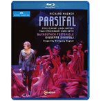 ジュゼッペ・シノーポリ Wagner: Parsifal Blu-ray Disc