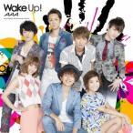AAA Wake up! [CD+DVD]<通常盤/AAA絵柄バージョン> 12cmCD Single