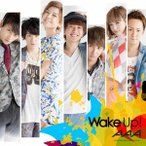 AAA Wake up!<通常盤/AAA絵柄バージョン> 12cmCD Single