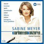 ���ӡ��͡��ޥ��䡼 Sabine Meyer - Clarinet Concertos Vol.2�㴰�����������ס� CD