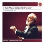 クルト・マズア Bruckner: Symphonies No.1-9 CD