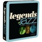 Miles Davis Legends of Jazz CD