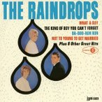 The Raindrops レインドロップス CD