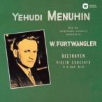 ユーディ・メニューイン ベートーヴェン/メンデルスゾーン:ヴァイオリン協奏曲 CD