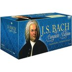 J.S.Bach: Complete Edition CD