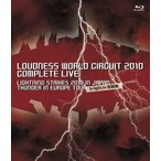 LOUDNESS LOUDNESS WORLD CIRCUIT 2010 COMPLETE LIVE Blu-ray Disc