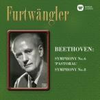ヴィルヘルム・フルトヴェングラー ベートーヴェン:交響曲第6番「田園」&第8番 SACD Hybrid