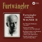 ヴィルヘルム・フルトヴェングラー ワーグナー:管弦楽曲集 第2集 「トリスタンとイゾルデ」 第1幕への前奏曲 他 SACD Hybrid