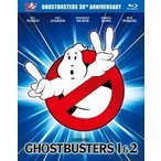 ゴーストバスターズ 1 2パック  Blu-ray