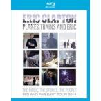 Eric Clapton Planes, Trains & Eric Blu-ray Disc