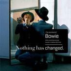David Bowie ナッシング・ハズ・チェンジド オールタイム・グレイテスト・ヒッツ スタンダード・エディション CD 特典あり
