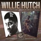 Willie Hutch Soul Portrait/Season For Love CD