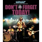 the pillows the pillows 25th Anniversary NEVER ENDING STORY DON'T FORGET TODAY! 2014.10.04 at TOKYO DOME CITY Blu-ray Disc