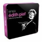 Edith Piaf SIMPLY EDITH PIAF CD
