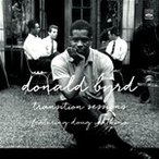 Donald Byrd Transition Sessions CD
