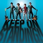 THE TON-UP MOTORS KEEP ON STANDING!! [CD+DVD]<初回盤> CD