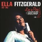 Ella Fitzgerald Live in Paris 1957-1962 CD