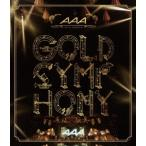AAA AAA ARENA TOUR 2014 GOLD SYMPHONY Blu-ray Disc