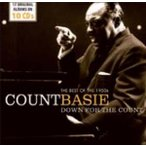 Count Basie Down For The Count: The Best Of The 1950s CD
