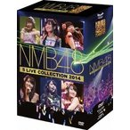NMB48 5 LIVE COLLECTION 2014 DVD画像