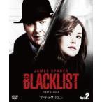 ジェームズ・スペイダー ブラックリスト シーズン1 BOX Vol.2 DVD